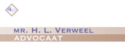 Mr. H.L. Verweel Logo